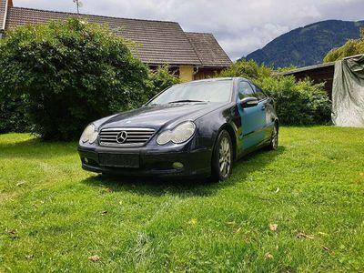 gebraucht Mercedes C180 CL-KlasseSportcoupè Sportwagen / Coupé
