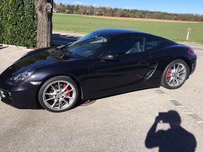 gebraucht Porsche Cayman S 3,4DSG Sportwagen / Coupé,