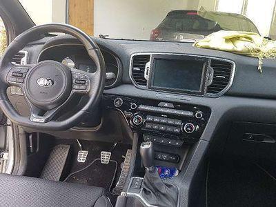 used Kia Sportage 2,0 CRDI AWD GT-Line