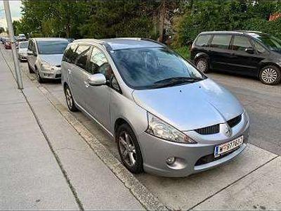 gebraucht Mitsubishi Grandis 2.0 neues pickerl Kombi / Family Van