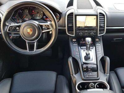 gebraucht Porsche Cayenne II 3,0 Aut.Black Edition Erstbesitz
