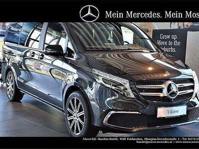 gebraucht Mercedes 300 V-Klasse Vd 4MATIC lang Avantgarde Aut. Kombi / Family Van