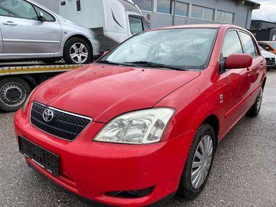 gebraucht Toyota Corolla 1,4 VVT-i Linea Sol 58000km Klein-/ Kompaktwagen