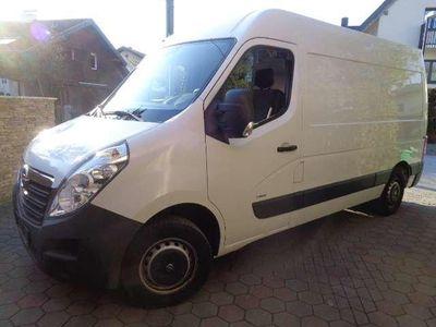 gebraucht Opel Movano kastenwagen LKW HOCHDACH NUR 99000KM