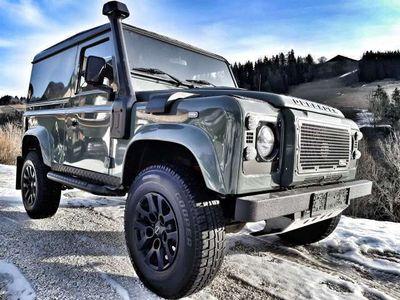 """gebraucht Land Rover Defender 90"""" Station Wagon SE 2,2"""