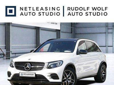 gebraucht Mercedes GLC43 AMG GLC-KlasseMercedes-AMG 4MATIC Aut. SUV / Geländewagen