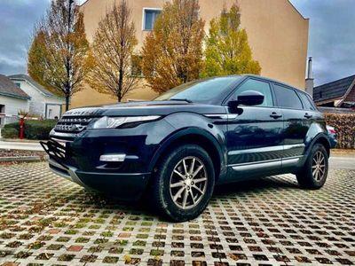 gebraucht Land Rover Range Rover evoque 2,2TD SUV / Geländewagen