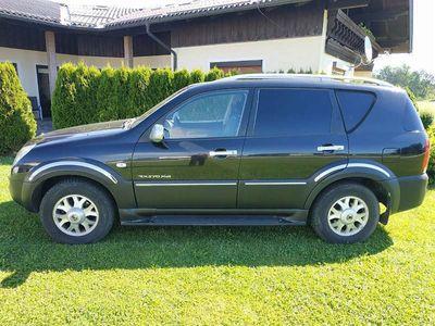 gebraucht Ssangyong Rexton XD 270 Xdi SUV / Geländewagen