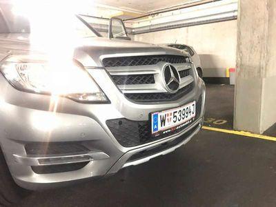 gebraucht Mercedes GLK200 CDI BlueEfficiency SUV / Geländewagen