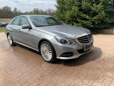 gebraucht Mercedes E350 BLUETEC 4-MATIC ELEGANCE