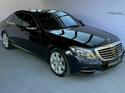 gebraucht Mercedes S350 BlueTEC/d 4Matic Lim.*LED*360°*ACC*Panorama*