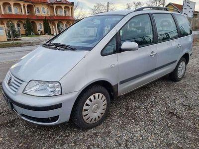 gebraucht VW Sharan Comfortline TDI Kombi / Family Van