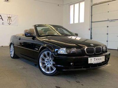 gebraucht BMW 323 Cabriolet E46*Wenig-KM*Liebhaberfahrzeug*Gepflegt*