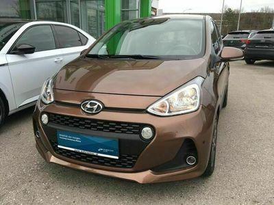 gebraucht Hyundai i10 1,25 Premium Aut.