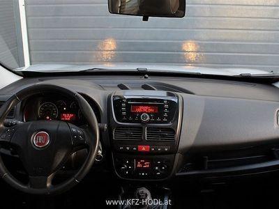 gebraucht Fiat Doblò 1,6 16V Multijet 105 Emotion 7 SITZER