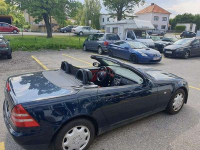 gebraucht Mercedes SLK200 SLK-Klasse SCHÖNESCABRIO Cabrio / Roadster