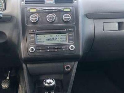 gebraucht VW Touran Conceptline 1,9 TDI