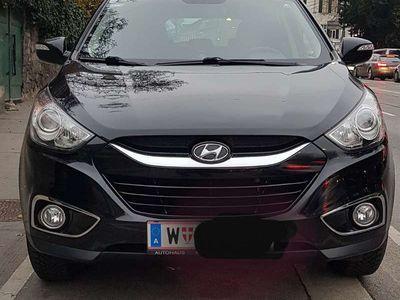 gebraucht Hyundai ix35 iX352,0 CRDi Premium 4WD SUV / Geländewag SUV / Geländewagen