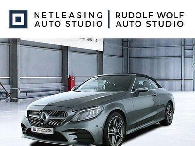 gebraucht Mercedes C300 Cabrio AMG+Multibe+Advance+Facel.19+Comand