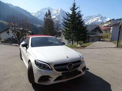 gebraucht Mercedes C43 AMG AMG -Klasse Cabrio Allrad (A205) 4MATIC Cabrio Aut