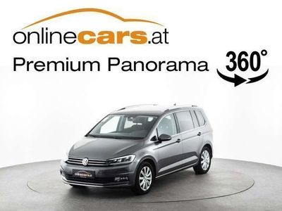 usata VW Touran Highline 2,0 SCR TDI Kombi / Family Van,