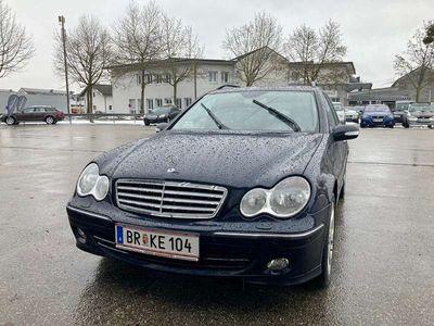 gebraucht Mercedes C320 CDI T-Modell (W203) Kombi / Family Van
