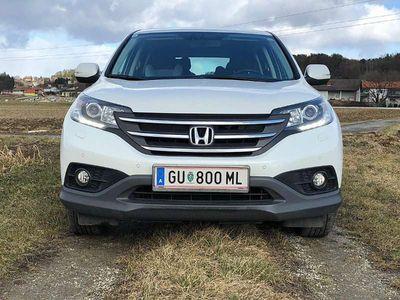 gebraucht Honda CR-V 2,0i-VTEC Elegance Aut. SUV / Geländewagen