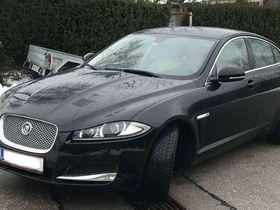 gebraucht Jaguar XF 2,2 Diesel Luxury Limousine,