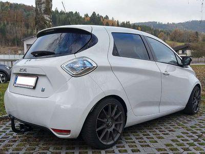 gebraucht Renault Zoe Q210 (22 kWh-Batterie, Miete) Klein-/ Kompaktwagen