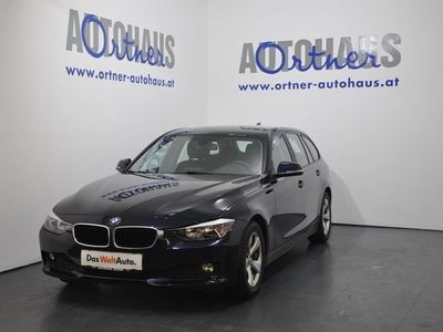 gebraucht BMW 320 d Touring EfficientDynamics Edition