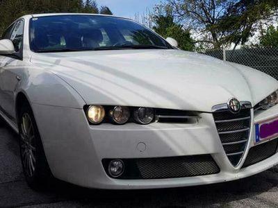 gebraucht Alfa Romeo 159 AlfaJTDM Distinctive