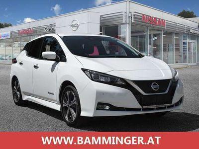 """gebraucht Nissan Leaf N-Connecta 40kWh *LED, SH und Winterräder"""""""