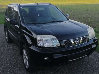 gebraucht Nissan X-Trail 2,2 dci SUV / Geländewagen