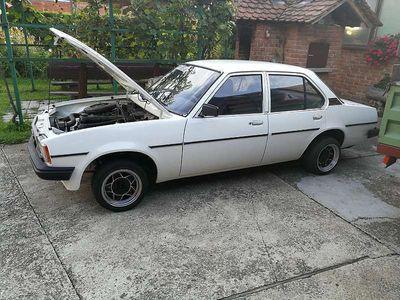 gebraucht Opel Ascona B 1.6 Limousine,