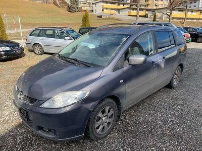 brugt Mazda 5 52,0 CD110 TX Kombi / Family Van,