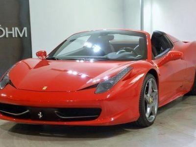 gebraucht Ferrari 458 Spider