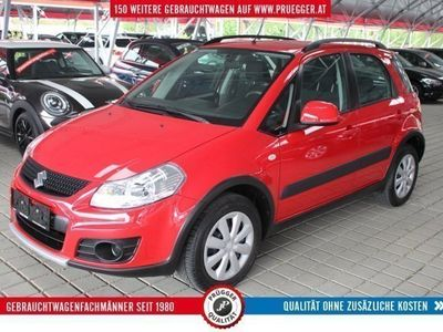 used Suzuki SX4 1,6 2WD AUSTRIA NUR 20.690KM