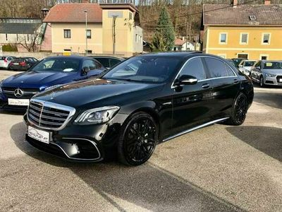 gebraucht Mercedes S63 AMG AMG Maybach Lang 4MATIC Aut. *BRABUS 21*VOLL*