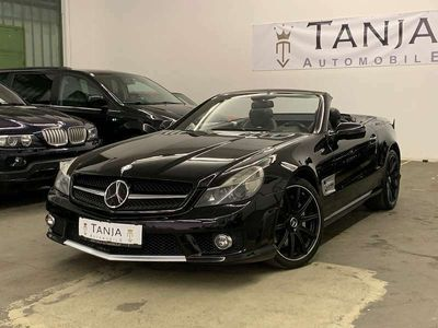 gebraucht Mercedes SL63 AMG AMG Roadster Aut.*Liebhaberfahrzeug*