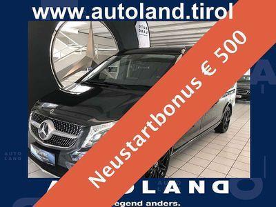 gebraucht Mercedes 300 V-Klasse Vd 4MATIC lang Aut. Kombi / Family Van