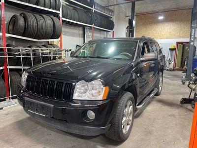 gebraucht Jeep Grand Cherokee 3,0 V6 Laredo CRD