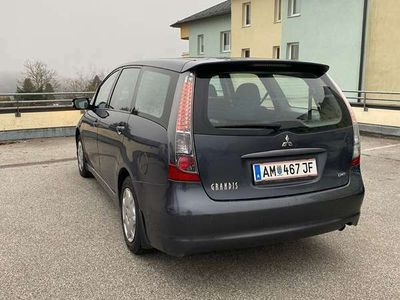 gebraucht Mitsubishi Grandis 2,0 Diesl Kombi / Family Van