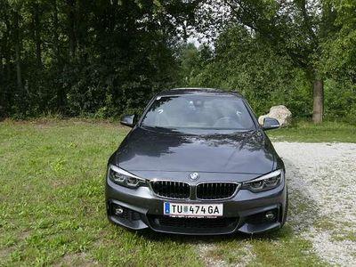 gebraucht BMW 420 4er-Reihe i M-Paket Cabrio / Roadster