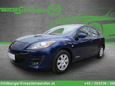 gebraucht Mazda 3 Sport 1,6i TX