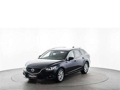 gebraucht Mazda 6 6Sport Combi CD150 Revolution Kombi / Family Van,