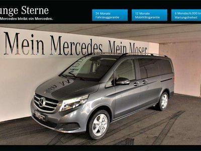 gebraucht Mercedes V220 d 4MATIC Lang