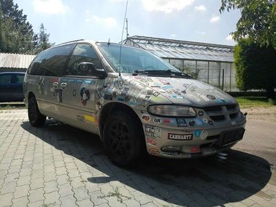 gebraucht Chrysler Grand Voyager VoyagerGS Kombi / Family Van
