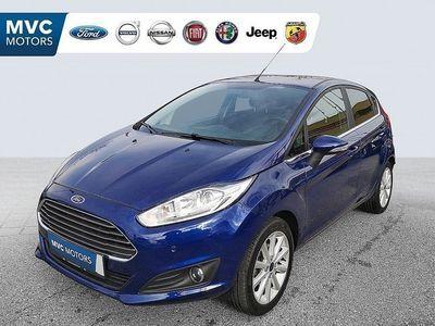gebraucht Ford Fiesta Titanium 1,0 Start/Stop