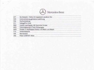 gebraucht Mercedes Vito Business Van