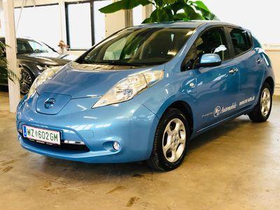 gebraucht Nissan Leaf (Batteriemiete) Acenta 24 kWh Klein-/ Kompaktwagen